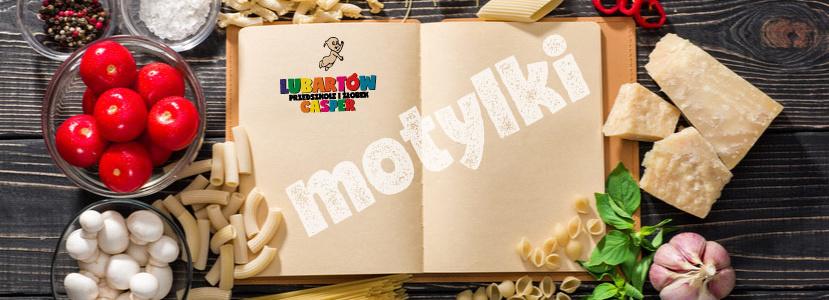 Motylki (5-latki) i Księga Kucharska